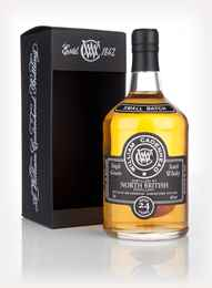 North British 24 Year Old 1989  - Small Batch (WM Cadenhead)