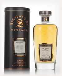 Port Dundas 25 Year Old 1991 (cask 50404) - Cask Strength Collection (Signatory)