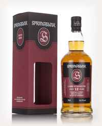 Springbank 12 Year Old Cask Strength - 54.2%