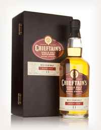 The Mild Cigar Malt - Chieftain's Ian MacLeod)