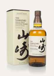 The Yamazaki Single Malt Whisky – Distiller's Reserve
