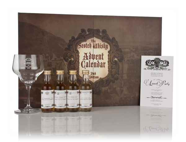 The Scotch Whisky Advent Calendar - 2nd Edition