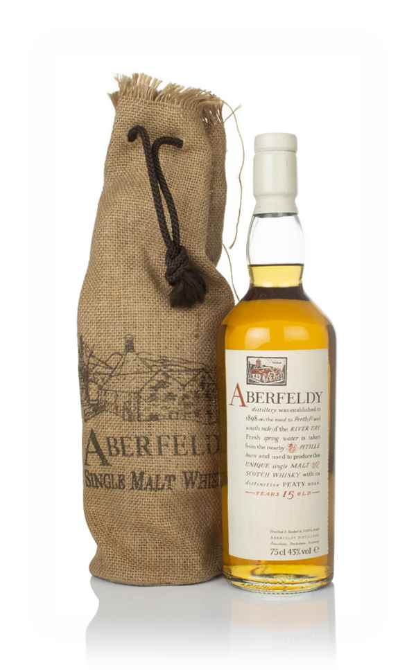 Aberfeldy 15 Year Old - 1980s