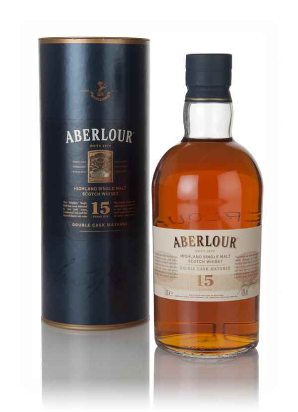 Aberlour 15 Year Old Double Cask Matured 1l