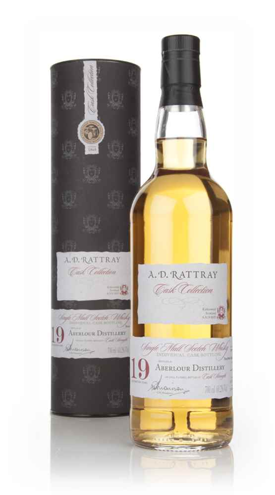 Aberlour 19 Year Old 1995 (cask 908) - Cask Collection (A.D.Rattray)