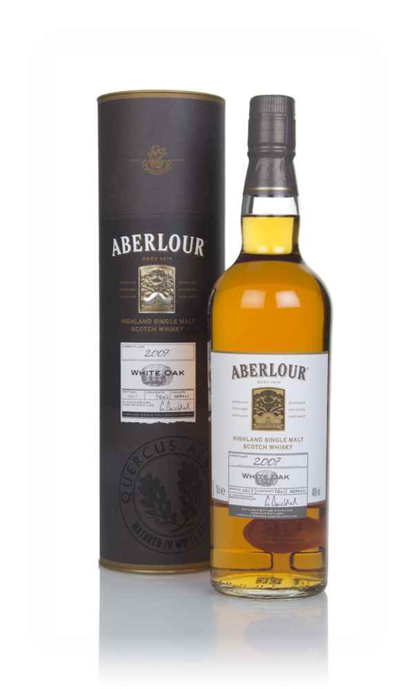 Aberlour 2007 (bottled 2017) - White Oak Cask Maturation