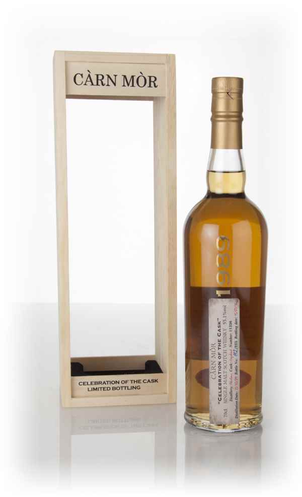 Aberlour 26 Year Old 1989 (cask 11336) - Celebration Of The Cask (Càrn Mòr)