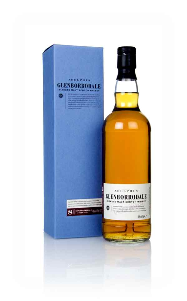 Adelphi's Glenborrodale 8 Year Old (Batch 6)