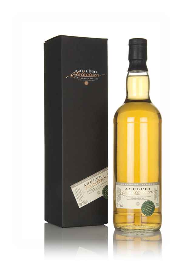 Burnside 18 Year Old 1999 (cask 2141) (Adelphi)