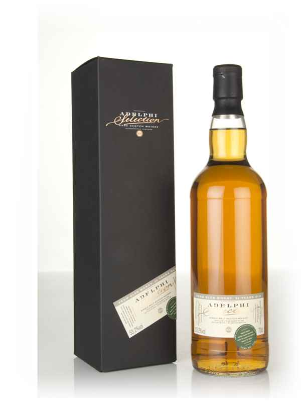 Glen Moray 22 Year Old 1995 (cask 7785) (Adelphi)