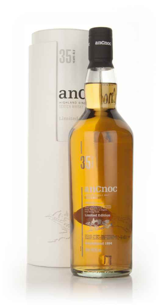 anCnoc 35 Year Old Limited Edition - 1st Release