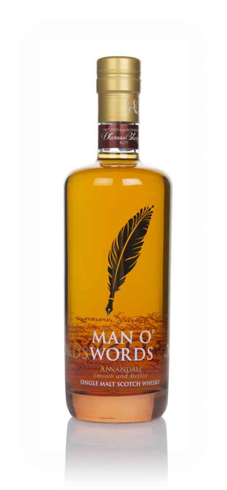 Annandale Man O'Words Sherry Cask (cask 822)