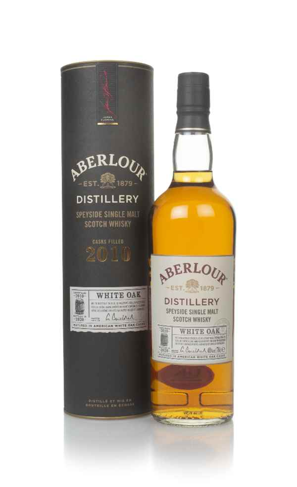 Aberlour 2010 (bottled 2020) - White Oak Cask Maturation
