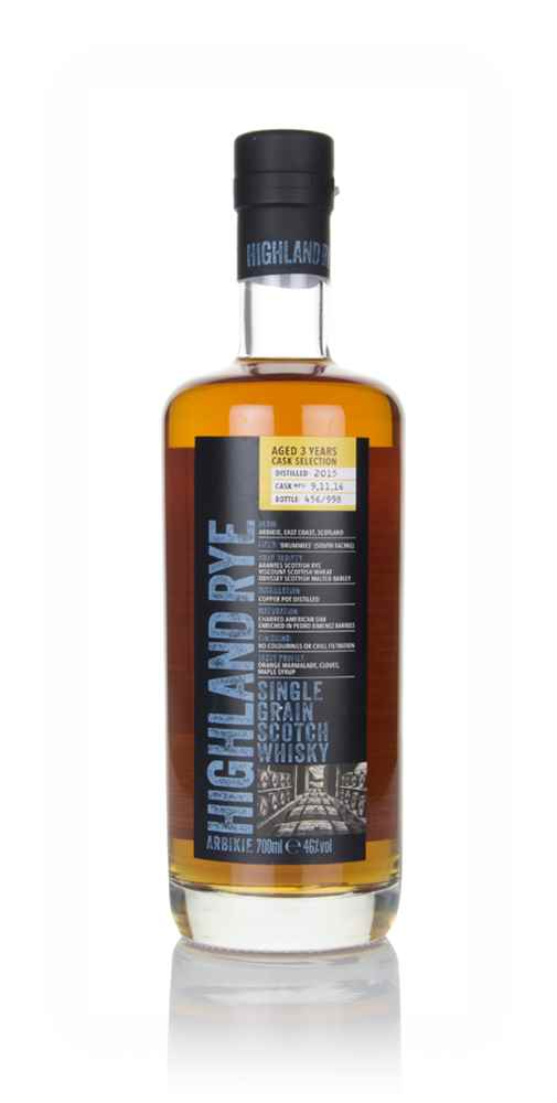Arbikie Highland Rye Limited Edition