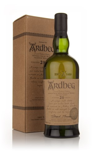 Ardbeg 21 Year Old (Committee Release)
