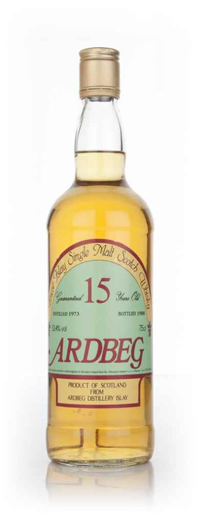 Ardbeg 15 Year Old 1973 (Sestante)