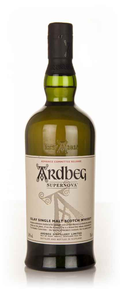 Ardbeg Supernova - Advance Committee Release