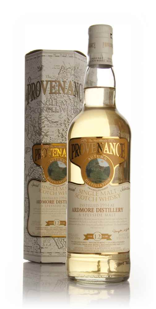 Ardmore 12 Year Old 1994 - Provenance (Douglas Laing)