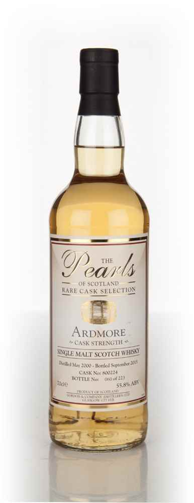 Ardmore 15 Year Old 2000 (cask 800224) - Pearls of Scotland (Gordon & Company)