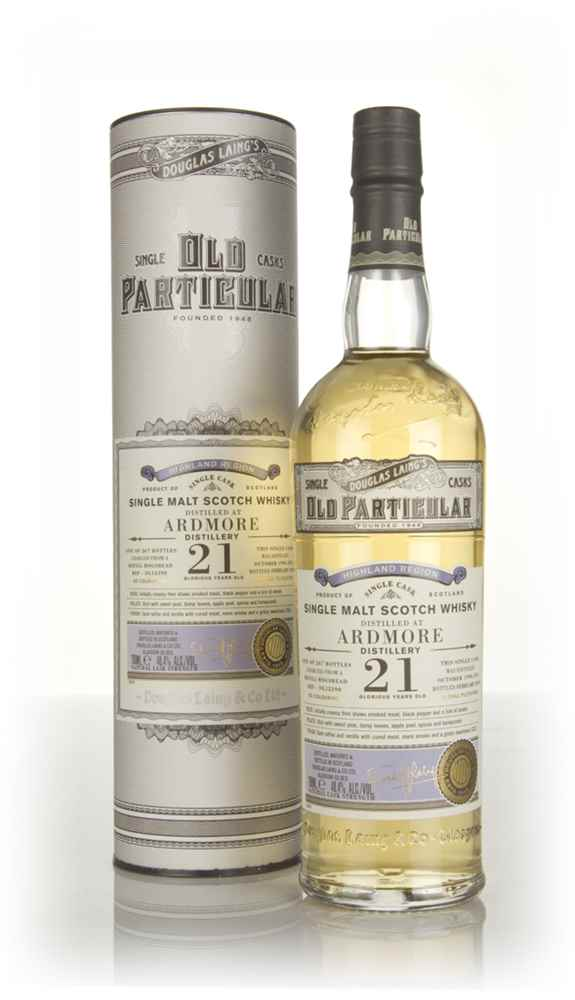 Ardmore 21 Year Old 1996 (cask 12390) - Old Particular (Douglas Laing)
