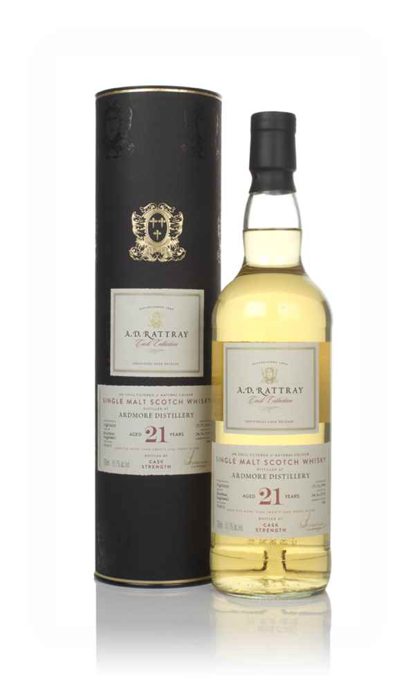 Ardmore 21 Year Old 1998 (cask 750802) - Cask Collection (A.D. Rattray)