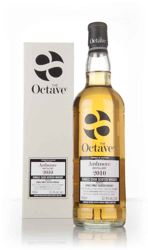 Ardmore 7 Year Old 2010 (cask 1914863) - The Octave (Duncan Taylor)