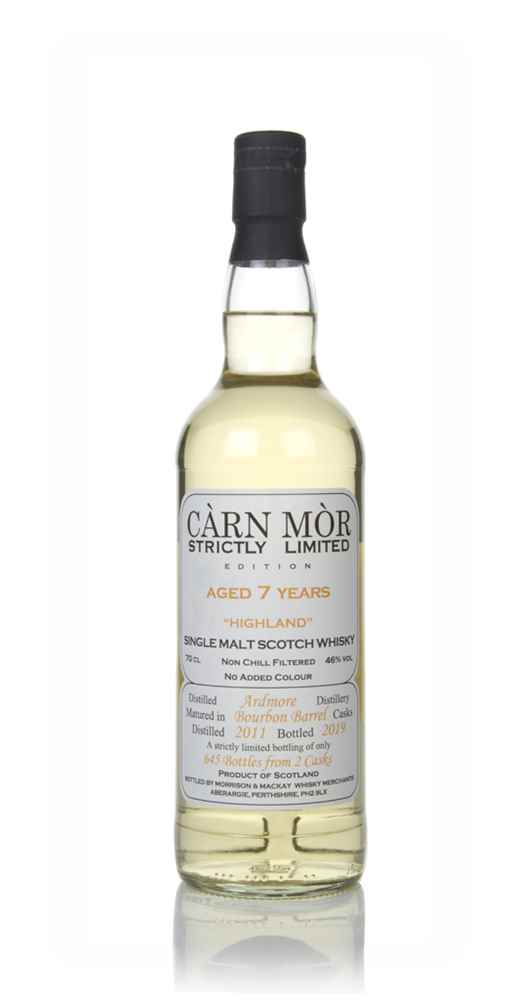 Ardmore 7 Year Old 2011 - Strictly Limited (Càrn Mòr)