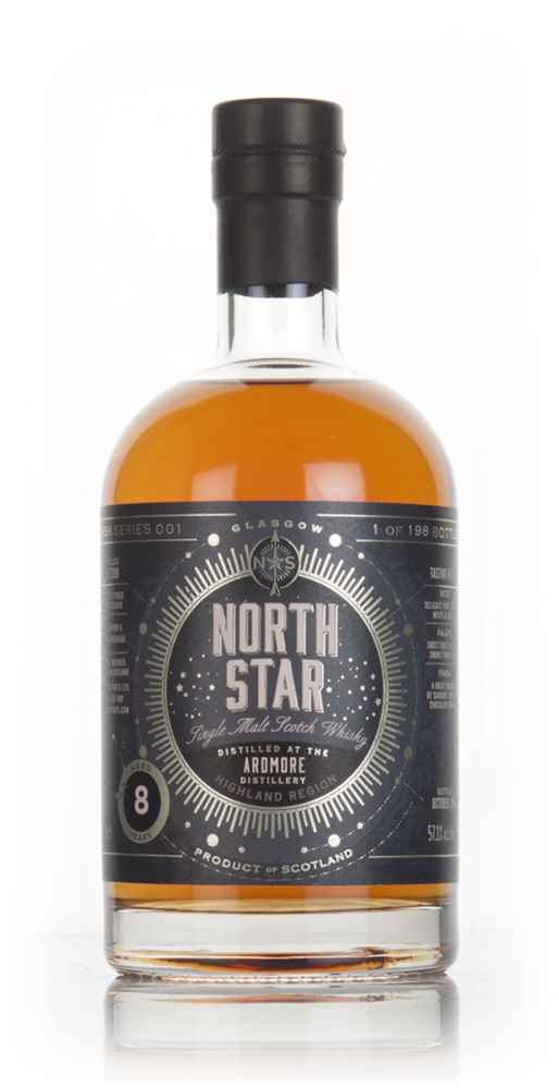 Ardmore 8 Year Old 2008 - North Star Spirits