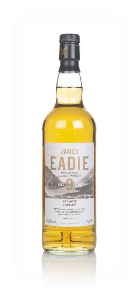 Ardmore 9 Year Old 2010 - Small Batch (James Eadie)
