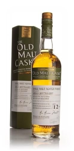 Arran 12 Year Old 1996 - Old Malt Cask (Douglas Laing)