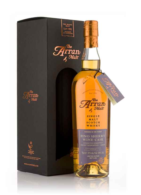 Arran Fino Sherry Cask Finish
