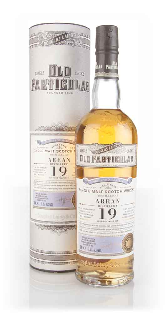 Arran 19 Year Old 1997 (cask 11089) Old Particular (Douglas Laing)