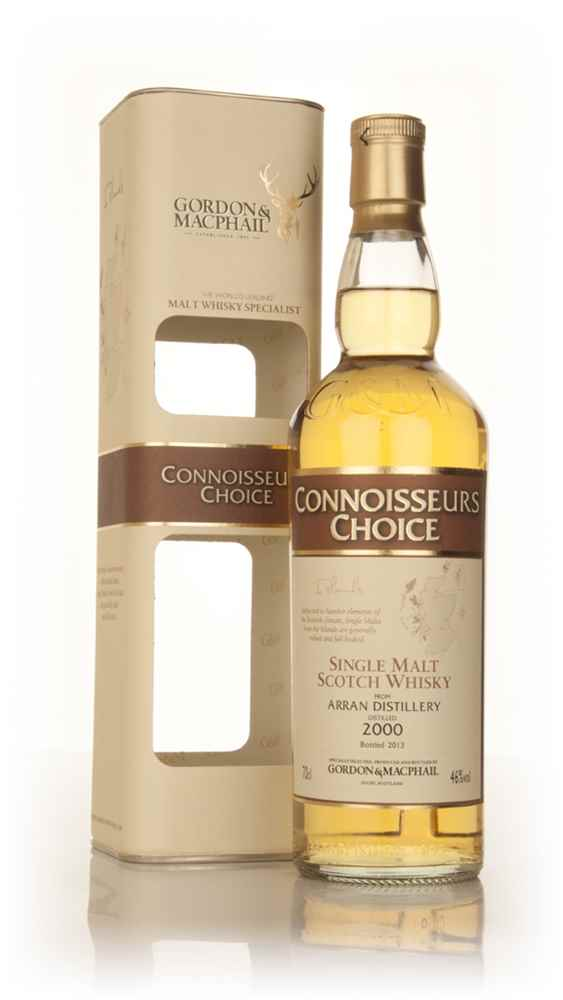 Arran 2000 - Connoisseurs Choice (Gordon & MacPhail)