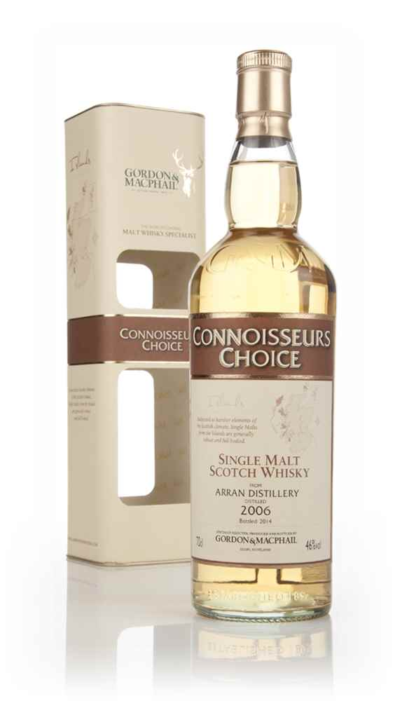 Arran 2006 (bottled 2014) - Connoisseurs Choice (Gordon & MacPhail)