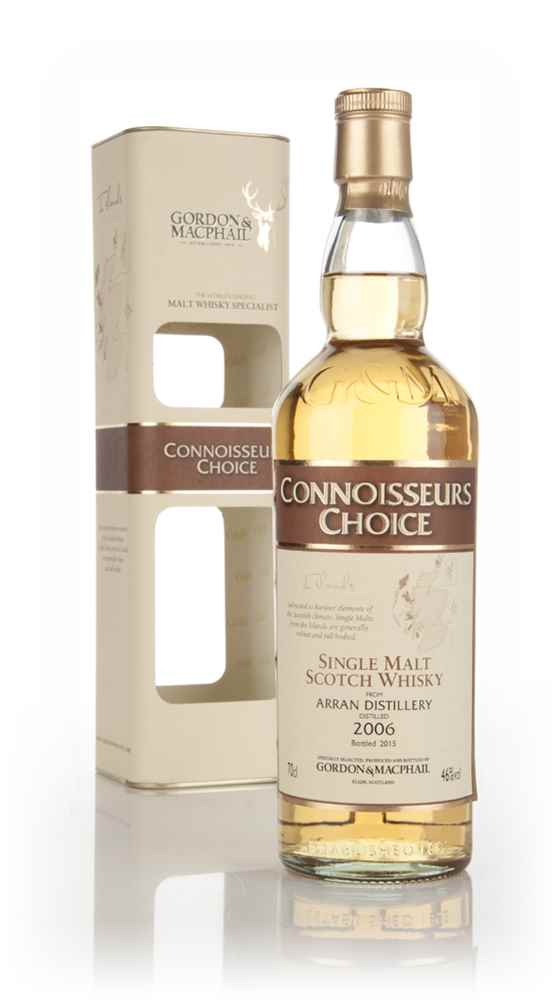 Arran 2006 (bottled 2015) - Connoisseurs Choice (Gordon & MacPhail)