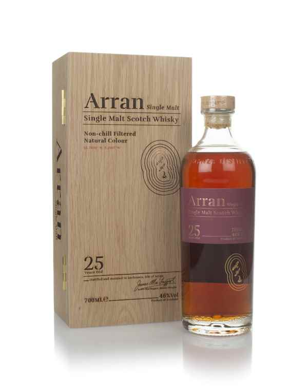 Arran 25 Year Old