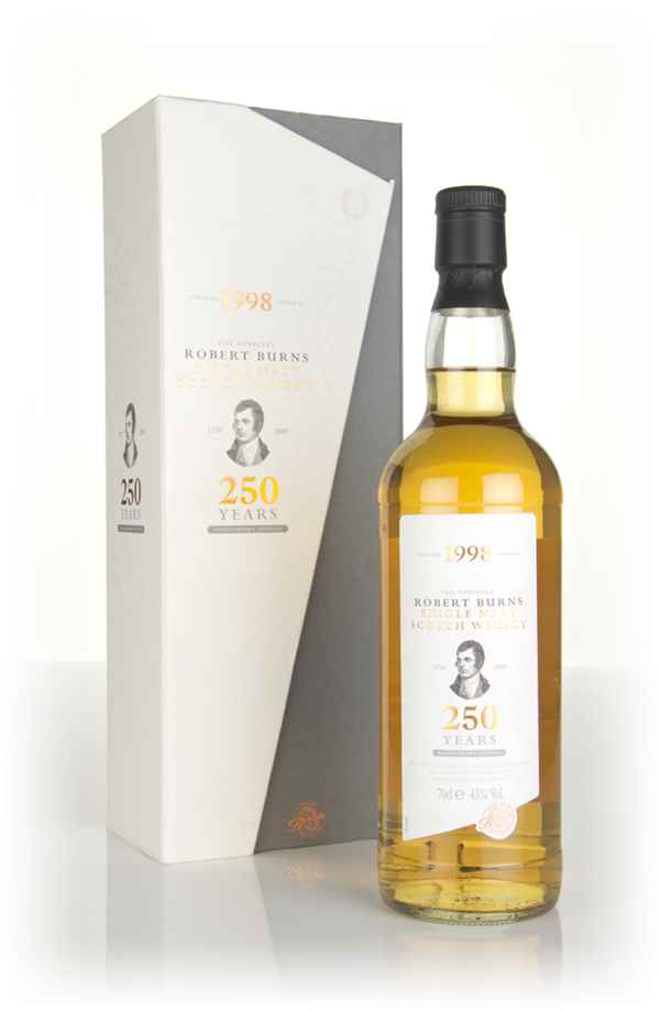 Robert Burns Single Malt - 250 Years Anniversary Edition