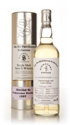 Auchentoshan 14 Year Old 1997 - Un-Chillfiltered (Signatory)