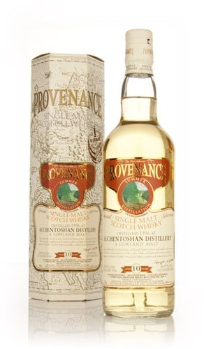 Auchentoshan 10 Year Old 1996 - Provenance (Douglas Laing)