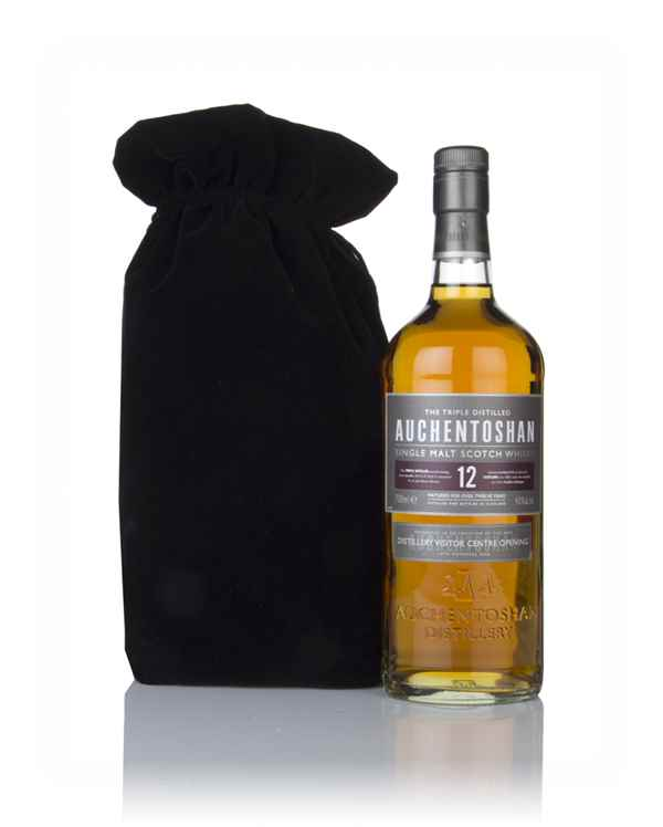 Auchentoshan 12 Year Old - Distillery Visitor Centre Opening