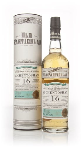 Auchentoshan 16 Year Old 1997 (cask 10201) - Old Particular (Douglas Laing)