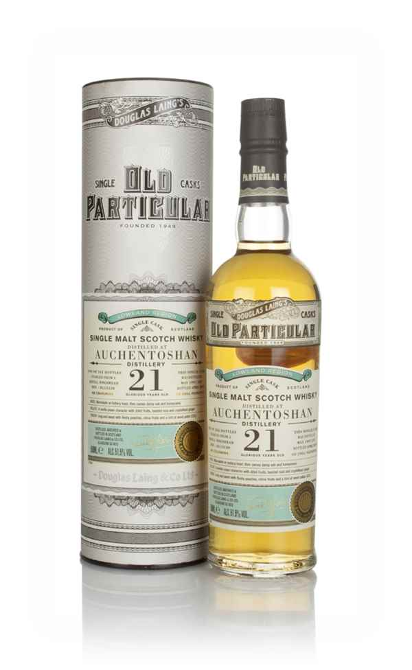 Auchentoshan 21 Year Old 1997 (cask 13130) - Old Particular (Douglas Laing)