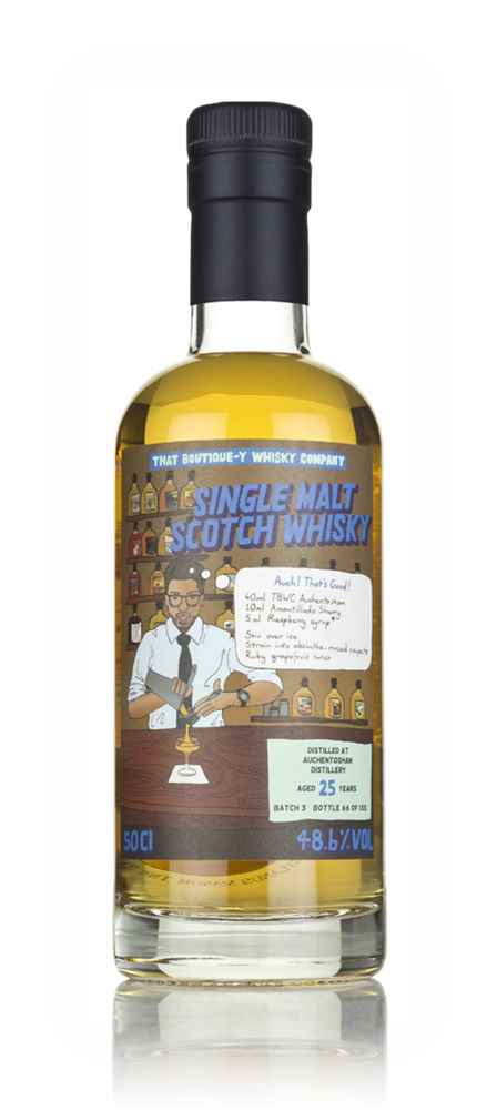 Auchentoshan 25 Year Old (That Boutique-y Whisky Company)