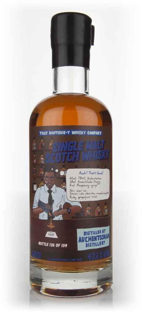 Auchentoshan - Batch 1 (That Boutique-y Whisky Company)