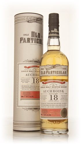 Auchroisk 18 Year Old 1994 (cask 9899) - Old Particular (Douglas Laing)