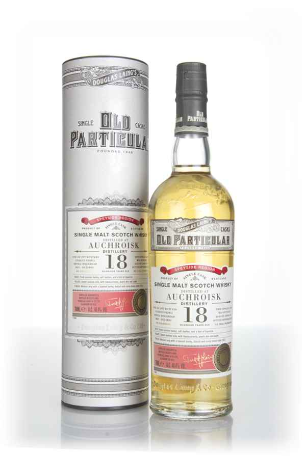 Auchroisk 18 Year Old 2000 (cask 12803) - Old Particular (Douglas Laing)