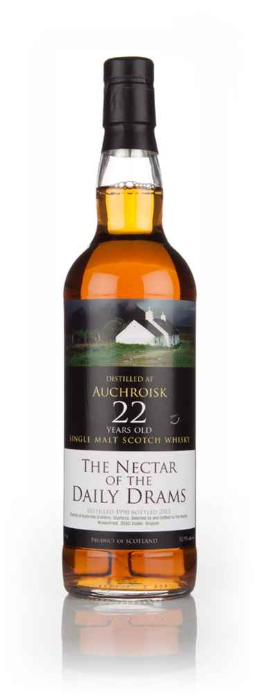 Auchroisk 22 Year Old 1990 - The Nectar Of The Daily Drams