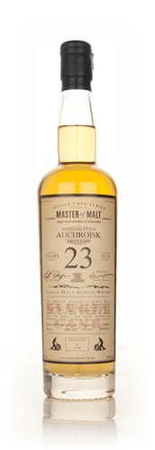 Auchroisk 23 Year Old 1990 - Single Cask (Master of Malt)