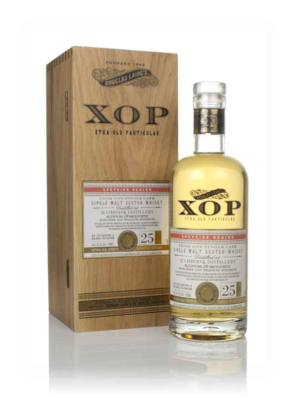 Auchroisk 25 Year Old 1994 (cask 13521) - Xtra Old Particular (Douglas Laing)