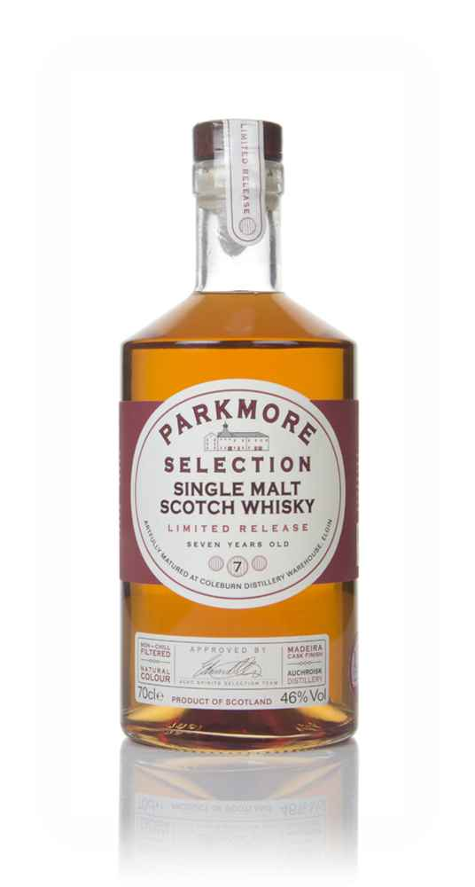 Auchroisk 7 Year Old 2010 - Parkmore Selection